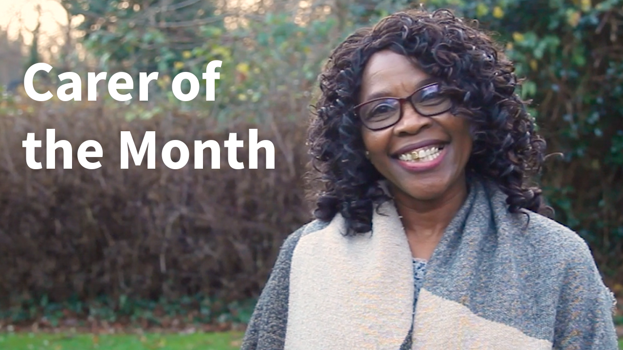Meet our Carer of the Month, Esther