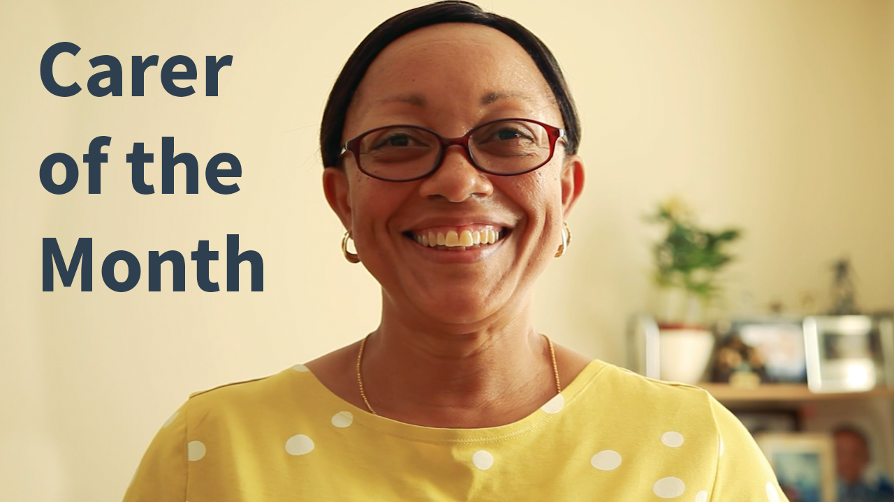 Meet our Carer of the Month, Ena