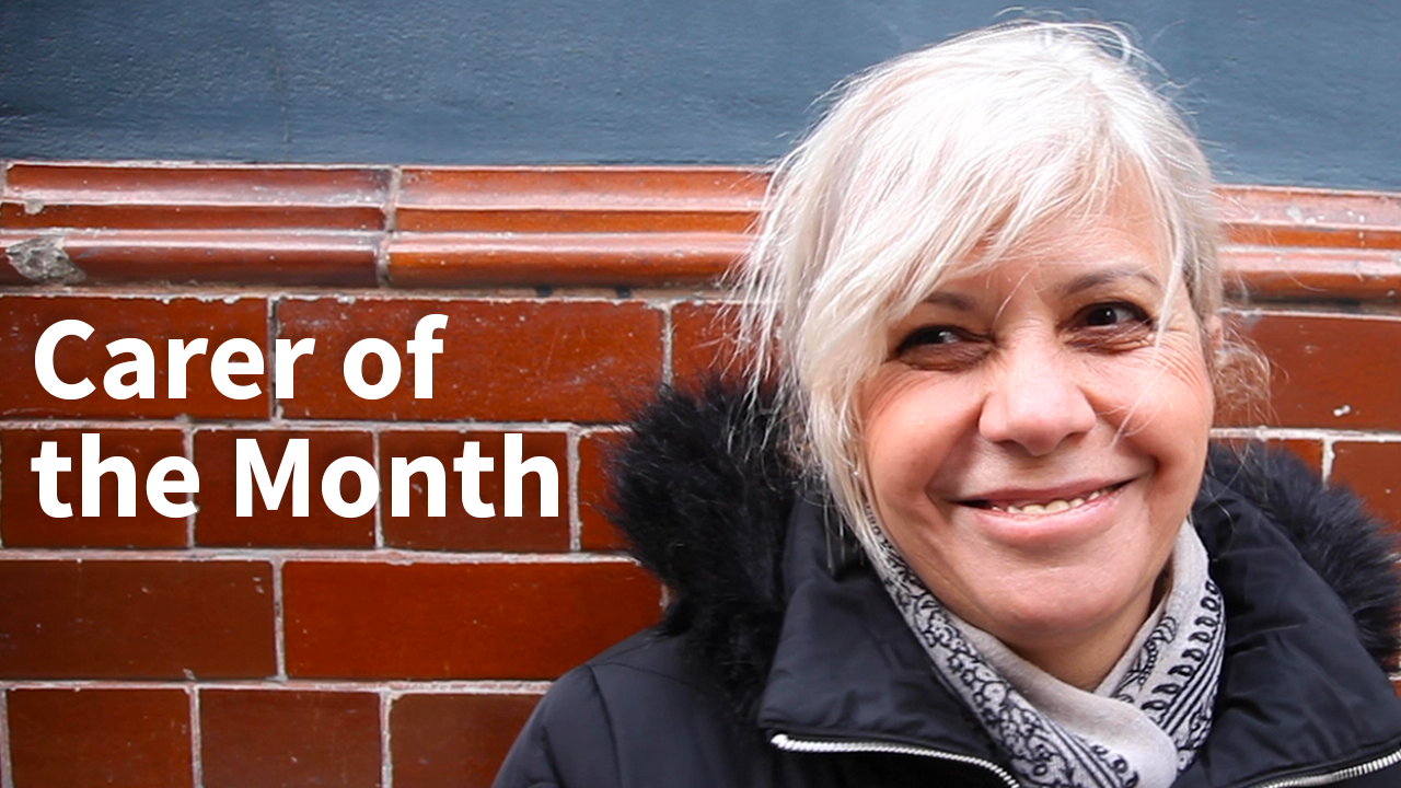 Meet our Carer of the Month, Elena