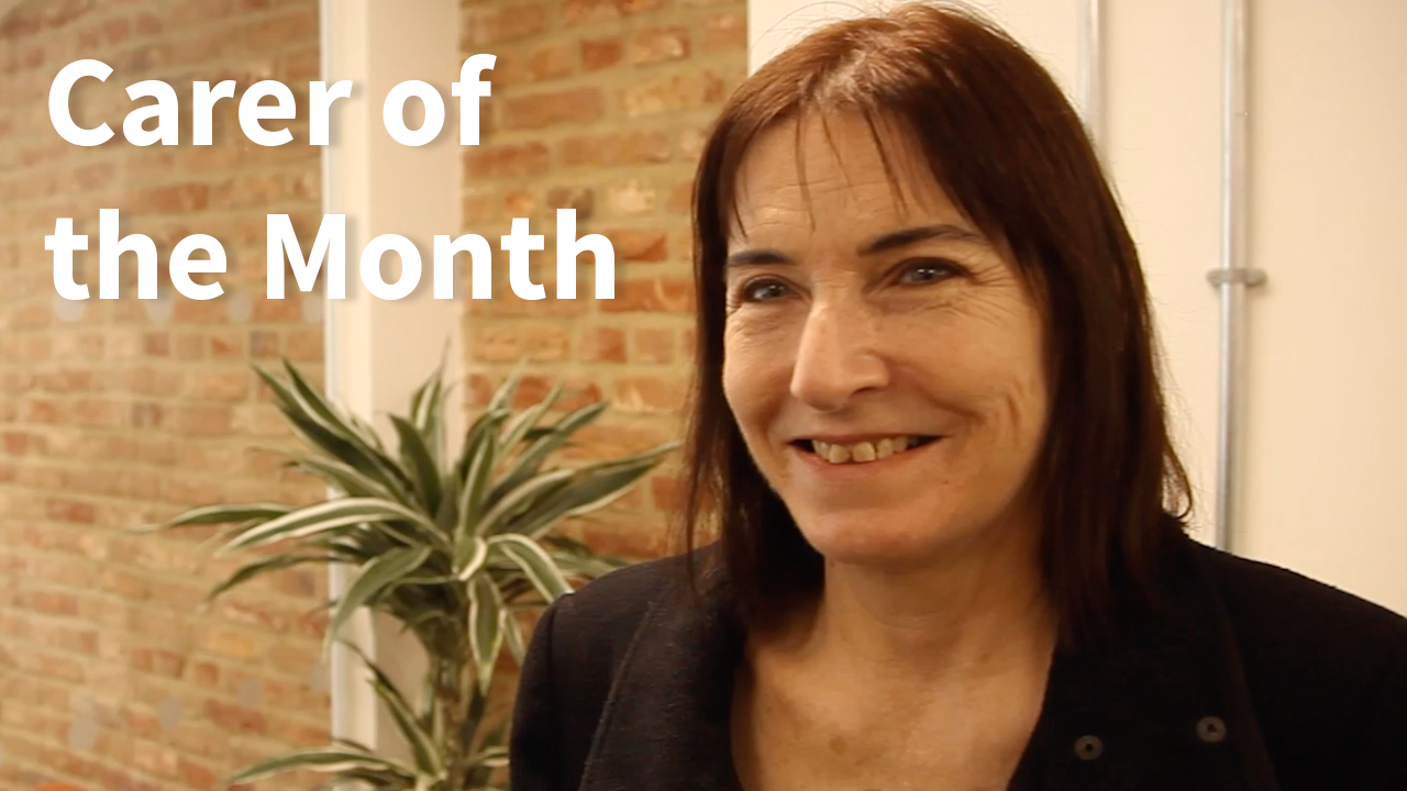 Meet our Carer of the Month, Lynette