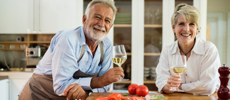 A non-dietician's guide to senior nutrition